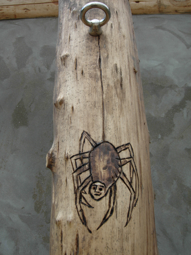Pyrography Luci Gorell Barnes