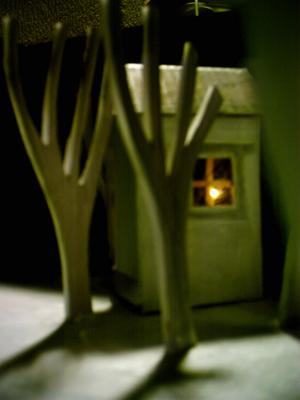 Luci Gorell Barnes 3D work