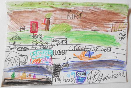 Ayla's map